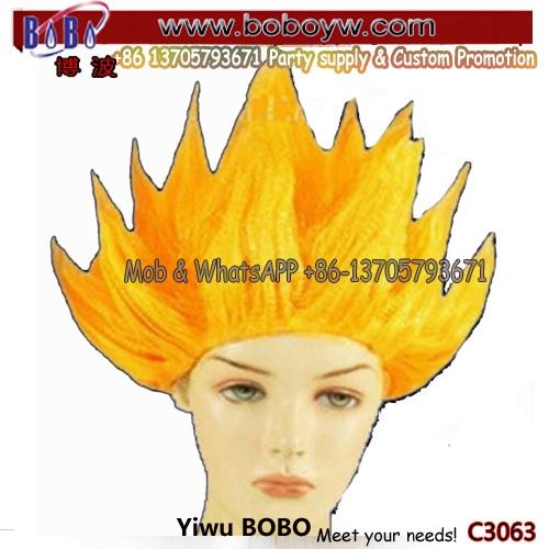 Halloween Wig Christmas Party Gifts Novelty Party Wigs Hair Accessories Party Favor (C3063)