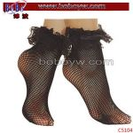 Black Fishnet Stockings Lady Pants Ankle Carnival Costumes