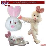 Professional Easter Bunny Mascot Costume Bugs Rabbit Shipping Agent