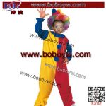 Carnival Costume Clown Party Fancy Dress Costume Circus Jester Holiday Decoration