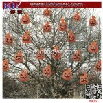 Hanging Pumpkin Haunted Halloween Decorations Air Shipping Service