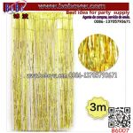 Sparkly Curtain Gold Silver Red Blue Pink Shimmer Foil Glitter Tinsel Metallic Backdrop Curtain Window Wedding Party Decor (B6007)
