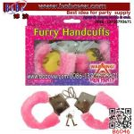 Hen Party Night Accessory Hand Cuffs Best Valentines Gifts Adult Toys (B6046-C)