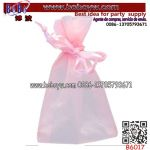 Silk Rose Petals Valentines Day Roses Romantic Wedding Gift Bag Garment Bag (B6017A)