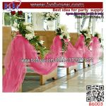 Wedding Decoration Wedding Party Favor Bright Pink Tulle Party Products (B6003B)