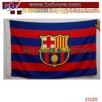 Barcelona Football Club Flag Team Flag Pennant Soccer Team Flag Custom Flag (C1120)