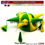 Promotional Items Handmade Birthday Party Hats Wholesale Funny Creative Party Hats Carnival Hat (C2104)