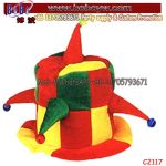 Halloween Carnival Party Hat Sports Cap Business Gift Soccer Fan Ffoam Party Hat (C2117)
