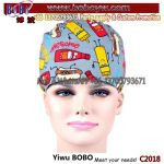 Customized Design Nurse Cap Hospital Disposable Medical Surgical Doctor Cap and Nurse Cap (C2018)