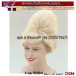 Party Afro Wig Party Accessories Yiwu Market Agent Party Products Service Buying (C3034)