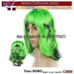Halloween Costumes Party Wig Carnival Party Items Hair Accessories Party Jewelry (C3059)