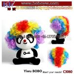 Novelty Craft Birthday Gift Highest Quality Doll Wigs Kid Party Wig Birthday Party Gifts (C3060)