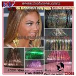 Party Jewelry Fashion Hair Accessories Hair Tinsel Wedding Party Wholesale Party Supply (C3065)